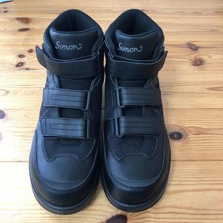 Simond - シモン プロスニーカー SL28 安全靴27.0