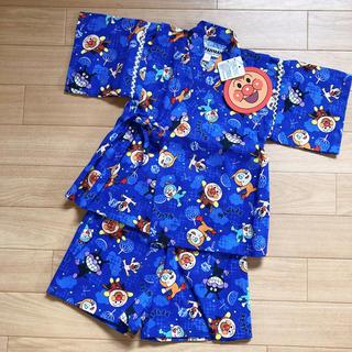 アンパンマン - 【新品・タグ付】サイズ80*アンパンマン 甚平 浴衣 パジャマ セットアップ