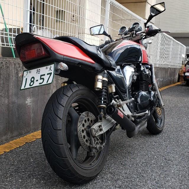 スズキ(スズキ)のスズキ GSX400インパルス GK79A 車体 車検2年付き!! 自動車/バイクのバイク(車体)の商品写真