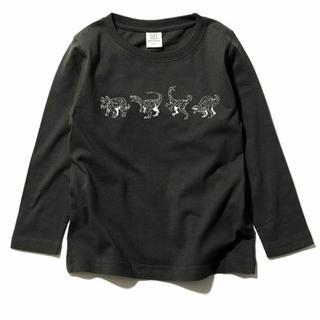 新品 キッズ ベビー 子供服 Tシャツ 長袖(Tシャツ)