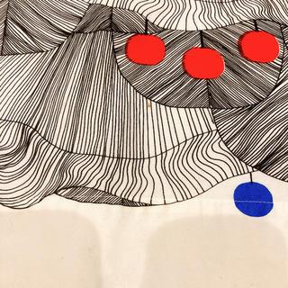 マリメッコ(marimekko)のマリメッコ チュニックシミ確認用(ミニワンピース)