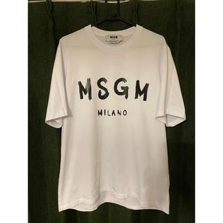 エムエスジイエム(MSGM)のMSGM Tシャツ ほぼ未使用(Tシャツ/カットソー(半袖/袖なし))