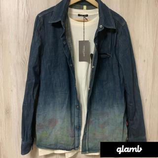 glamb - グラム glamb   エヴェリン シャツ レインボーステッチ ロンT セット