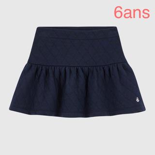PETIT BATEAU - プチバトー 新品タグ付きスカート 6ans/116cm