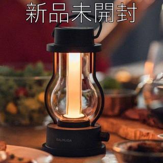 バルミューダ(BALMUDA)の【新品未開封】BALMUDA The Lantern / ブラック(その他)