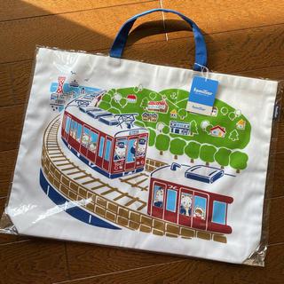 familiar - ファミリア×阪急電車 レッスンバッグ