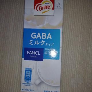 Nestle - ネスレ ブライト ファンケル GABAミルクタイプ 9g×5本