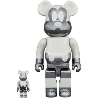 メディコムトイ(MEDICOM TOY)のBE@RBRICK fragmentdesign Ver.100% & 400%(その他)