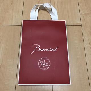 バカラ(Baccarat)のBaccarat ショップ袋 紙袋(ショップ袋)