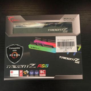 G.SKILL TRIDENT Z RGB PC4-28800 16G
