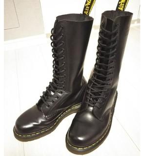 Dr.Martens - ドクターマーチン 14ホール ブーツ メンズ レディース 【断捨離】