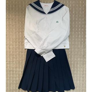 セーラー服 中間服 高校 女子制服