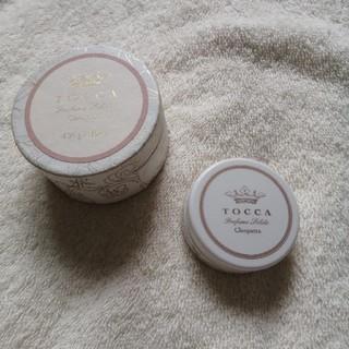 トッカ(TOCCA)のトッカ 練り香水 クレオパトラの香り(香水(女性用))
