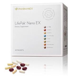 ライフパックナノEX (ビタミン)