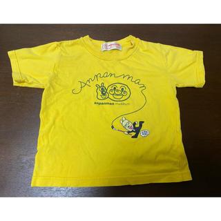 アンパンマン(アンパンマン)のアンパンマンミュージアム シャツ 80くらい? 黄色 中古(Tシャツ)