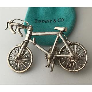 ティファニー(Tiffany & Co.)のTiffany ヴィンテージのミニチュア自転車 超稀少(バングル/リストバンド)