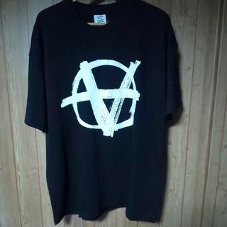 Mサイズ dude9 ヴェトモンタイプ Tシャツ