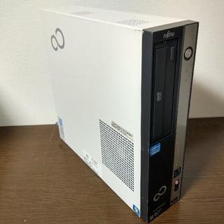 フジツウ(富士通)の富士通 ESPRIMO D582/F(デスクトップ型PC)