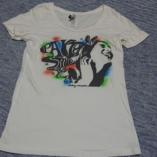 ロデオクラウンズ(RODEO CROWNS)のロデオクラウンズ レディース半袖Tシャツ 白Tシャツ(Tシャツ(半袖/袖なし))