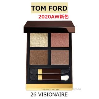 TOM FORD - 新品♡TOM FORD トムフォード 限定アイカラークォード26  ヴィジョネア