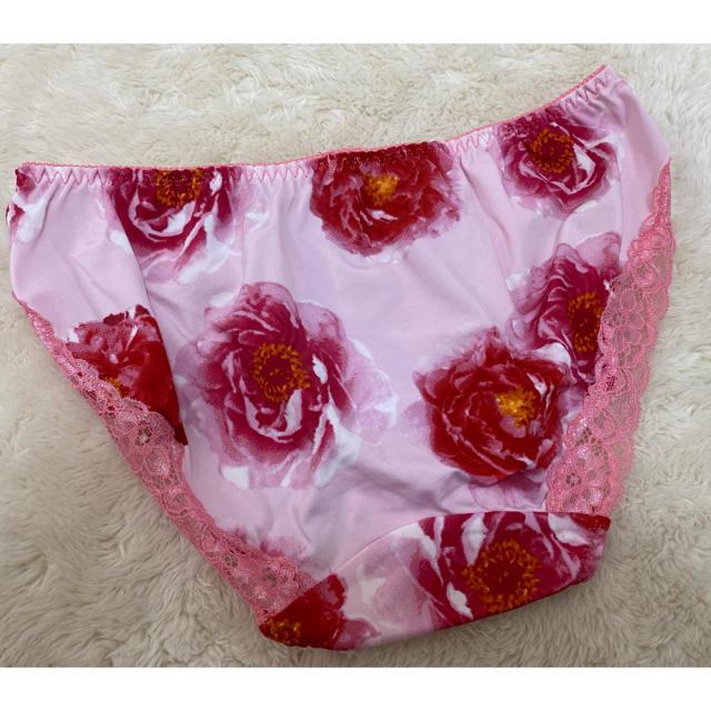 aimer feel(エメフィール)のaimerfeel Mショーツ 新品 花柄ショーツ レディースの下着/アンダーウェア(ショーツ)の商品写真