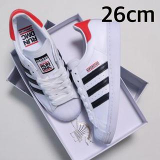 adidas - adidas SUPERSTAR 50 RUN DMC アディダス 26cm