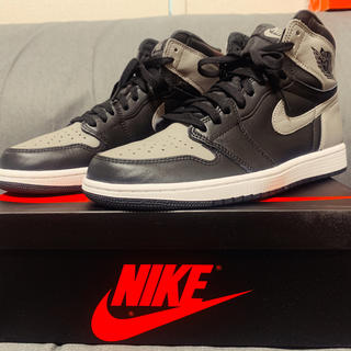 NIKE - AIR JORDAN 1 RETRO HIGH OG shadow