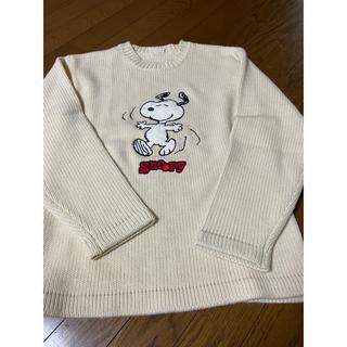 ピーナッツ(PEANUTS)のSNOOPY スヌーピー セーター(ニット/セーター)