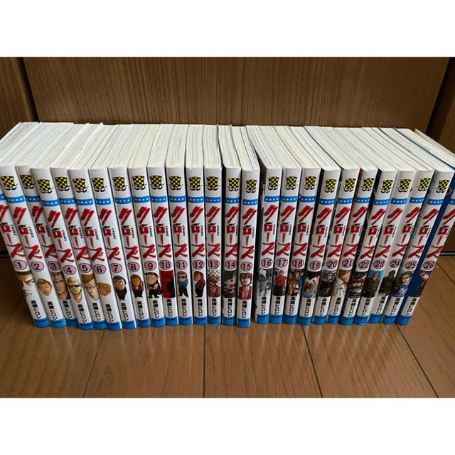秋田書店(アキタショテン)のクローズ 全巻 エンタメ/ホビーの漫画(全巻セット)の商品写真