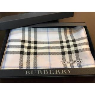 バーバリー(BURBERRY)のバーバリースカーフ シルク(バンダナ/スカーフ)