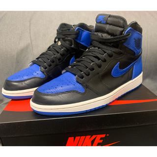 NIKE - AIR JORDAN 1 RETRO HIGH OG ROYAL