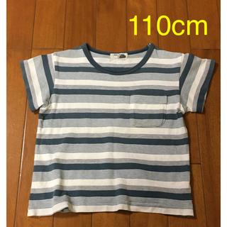 コムサデモード(COMME CA DU MODE)のTシャツ 110 COMMECADUMODE コムサデモード(Tシャツ/カットソー)