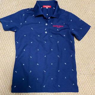 マリクレール(Marie Claire)のゴルフウェア レディース ポロシャツ マリクレール(ウエア)