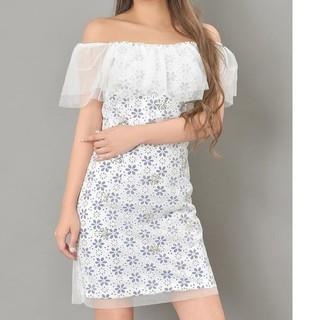 デイジーストア(dazzy store)の【 dazzy store 】 Mサイズ デイジーストア ドレス ワンピース(ナイトドレス)