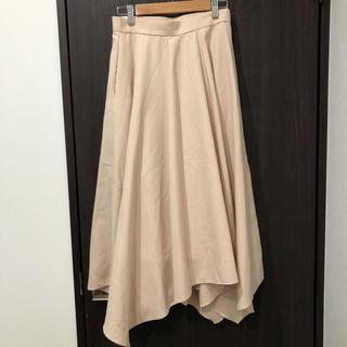 ロイスクレヨン(Lois CRAYON)のロイスクレヨン ベージュロングスカート Mサイズ(ロングスカート)