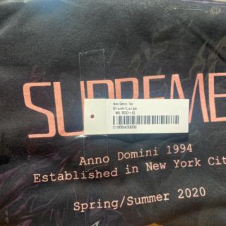 Supreme - supreme  Anno Domini Tee Lサイズ