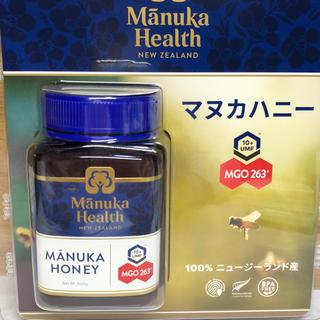 コストコ(コストコ)のマヌカハニー MGO263+ (UMF10+相当)500g(その他)