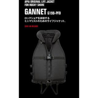 APIA アピア ガネット G198-PFD ベスト フローティングベスト(ウエア)