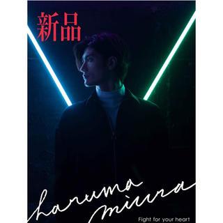 三浦春馬 Fight for your heart 初回限定 CD DVD