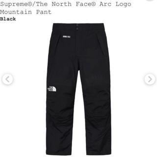 Supreme - supreme ノースフェイス Arc Logo Mountain Pants