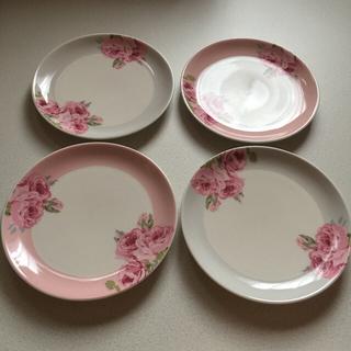 ローラアシュレイ(LAURA ASHLEY)のローラアシュレイ皿 4枚セット(食器)
