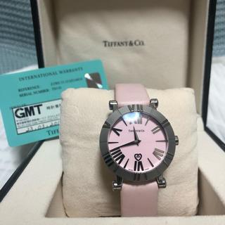 Tiffany & Co. - ティファニー アトラス 腕時計 ピンク ハート