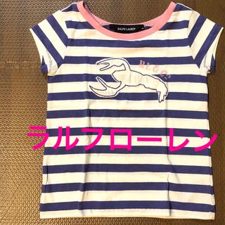 Ralph Lauren - ラルフローレン女の子Tシャツ 100