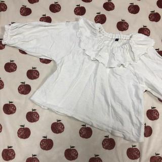 マーキーズ(MARKEY'S)のマーキーズ ピエロ襟トップス 100(Tシャツ/カットソー)