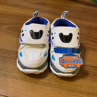 【新品】プラレール 靴 13cm