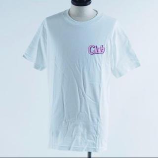 アンチ(ANTI)のANTI SOCIAL SOCIAL CLUB ホワイト Ken Tシャツ(Tシャツ/カットソー(半袖/袖なし))