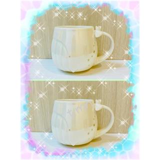 スターバックスコーヒー(Starbucks Coffee)のタイムセール❗️スターバックス☆クジラマグカップ2点(グラス/カップ)