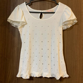 シークレットマジック(Secret Magic)のシークレットマジック Tシャツ 白(Tシャツ(半袖/袖なし))