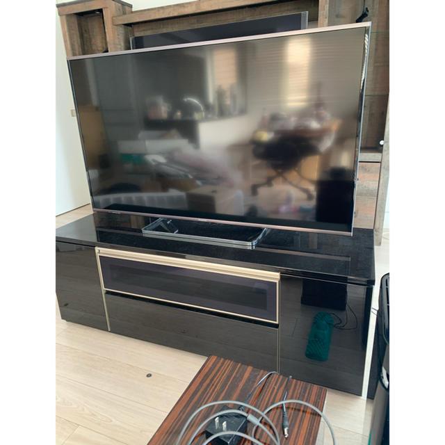 Panasonic(パナソニック)のパナソニック 55V型液晶テレビ ビエラ TH-55AX700 4K 2014年 スマホ/家電/カメラのテレビ/映像機器(テレビ)の商品写真