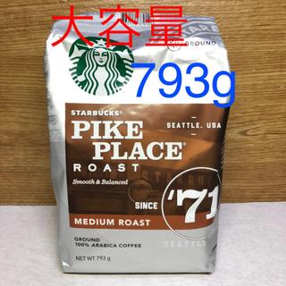 Starbucks Coffee - ☆新品未開封☆スターバックスコーヒー☆パイクプレイスロースト